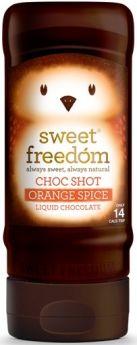 Sweet Freedom Choc Shot Liquid Chocolate 320g x6