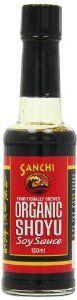Sanchi Shoyu - organic 150ml x6