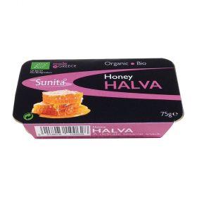 Sunita Halva Organic Honey Halva