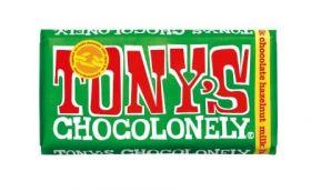 Tony's Chocolonely Fairtrade Dark Chocolate 70% 180g x15