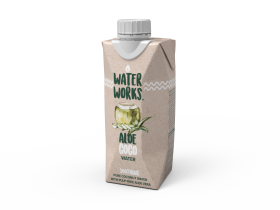 Water Works AloeCoco Water 330ml x12