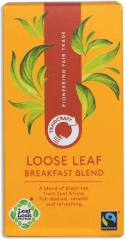 Traidcraft Fair Trade Breakfast Blend (Catering) Teabags (1000's) x1
