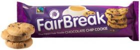 Traidcraft Fair Trade Fairbreak Cookies (12x150g)