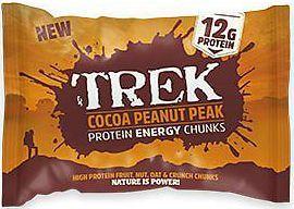 Trek Peanut Peak Protein Energy Chunks 60g x14