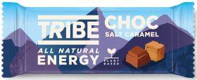 TRIBE Infinity Energy Choc Salt Caramel Oat Bar (50gx16)