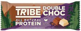 TRIBE Double Choc Vegan Protein Bar (50gx16)