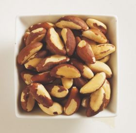 Tropical Wholefoods Fairtrade and Organic Brazil Nuts 125g x6