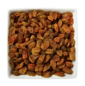 Tropical Wholefoods Fairtrade Raisins 500g x6