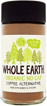 Whole Earth Wake Up Hot Guarana (Coffee Alternative) 125g x9