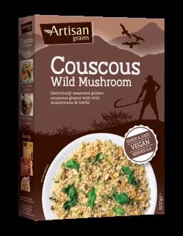 Wild Mushroom Couscous 200g