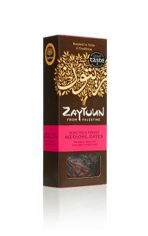 Zaytoun Fair Trade Medjoul Dates (1x250g)