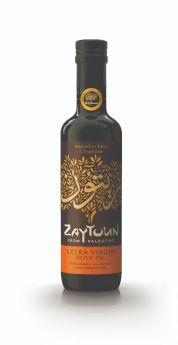 Zaytoun Conventional Extra Virgin Olive Oil 500mlx6